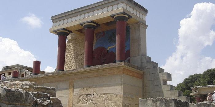 Κνωσός – Το παλάτι του Μίνωα