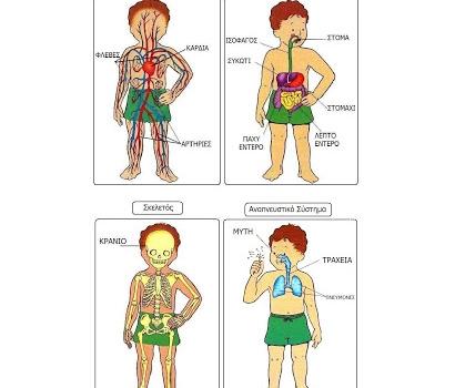 Παιχνίδι – Ανθρώπινο σώμα