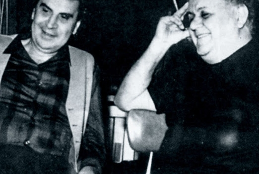 «Ο Χατζηδάκης και ο Θεοδωράκης μελοποιούν Έλληνες ποιητές»