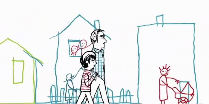 """""""Το ταξίδι της Μαρίας"""" – βίντεο για τον αυτισμό"""